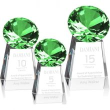 Celestina Gemstone Award Emerald