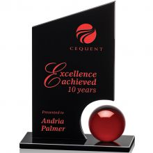 Amarath Award - Red Globe