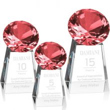 Celestina Gemstone Award Ruby