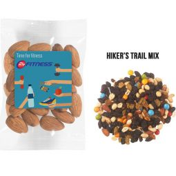 1 oz Healthy Promo Snax Bags (Hiker's Trail Mix)