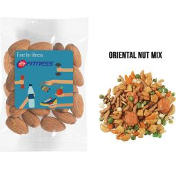 1 oz Healthy Promo Snax Bags (Oriental Nut Mix)
