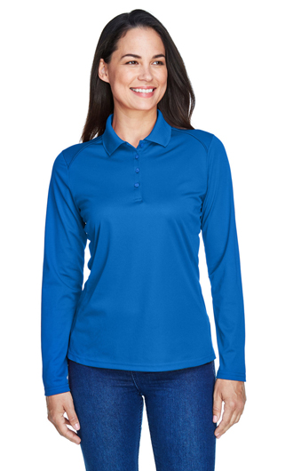Extreme Ladies' Eperformance Snag Protection Long-Sleeve Polo -