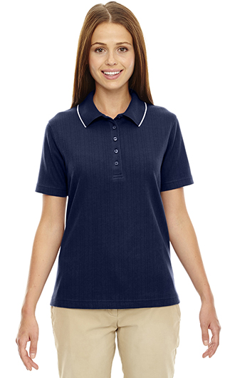 Women's Extreme EDRY Needle Out Interlock Polo