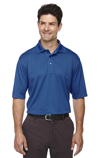 Men's Eperformance Jacquard Pique Polo