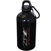 500 ml (16 oz.) Stainless Steel Water Bottle With carabiner