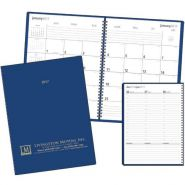 Monthly & Weekly Planner